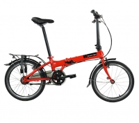 "Dahon Vitesse i7 -  20"" cherry red"