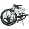 "Dahon Vybe D7  - 20"" cloud"