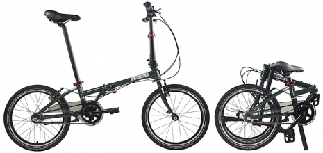 Dahon Boardwalk i3 20""